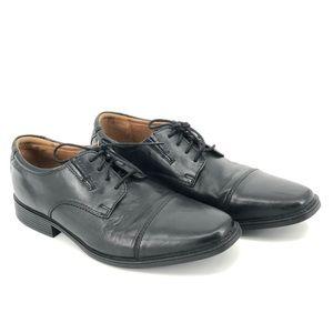 Clarks Dress Shoes Soft Cushion Orholite Sz 10.5
